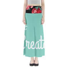 Bloem Logomakr 9f5bze Full Length Maxi Skirt