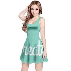 Bloem Logomakr 9f5bze Reversible Sleeveless Dress