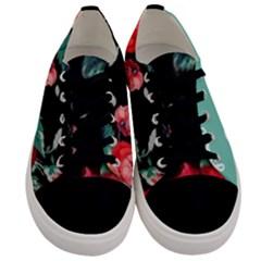 Bloem Logomakr 9f5bze Men s Low Top Canvas Sneakers