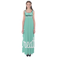 Bloem Logomakr 9f5bze Empire Waist Maxi Dress