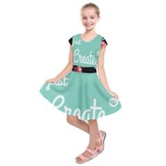 Bloem Logomakr 9f5bze Kids  Short Sleeve Dress