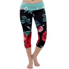 Bloem Logomakr 9f5bze Capri Yoga Leggings