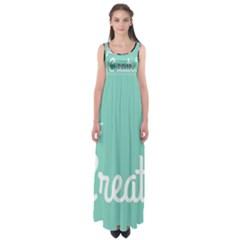 Bloem Logomakr 9f5bze Empire Waist Maxi Dress