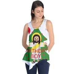 Jesus   Christmas Sleeveless Tunic