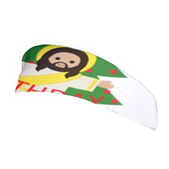 Jesus   Christmas Stretchable Headband