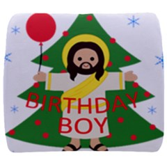 Jesus   Christmas Back Support Cushion