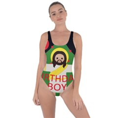 Jesus   Christmas Bring Sexy Back Swimsuit