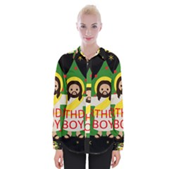 Jesus   Christmas Womens Long Sleeve Shirt