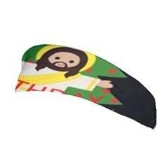 Jesus   Christmas Stretchable Headband