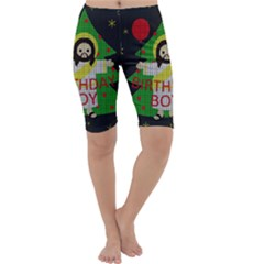 Jesus   Christmas Cropped Leggings