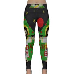 Jesus   Christmas Classic Yoga Leggings