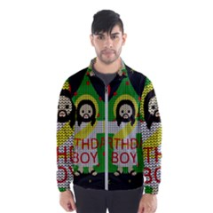 Jesus   Christmas Wind Breaker (men)