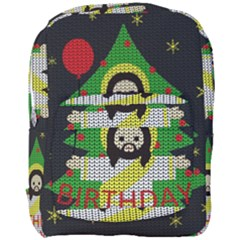Jesus   Christmas Full Print Backpack