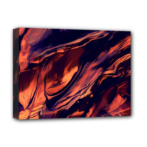 Abstract Acryl Art Deluxe Canvas 16  X 12