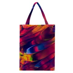 Abstract Acryl Art Classic Tote Bag