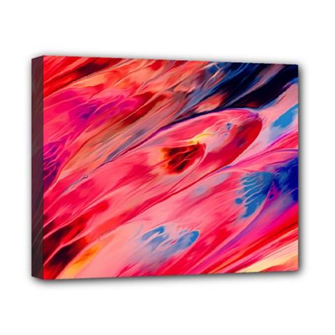 Abstract Acryl Art Canvas 10  X 8
