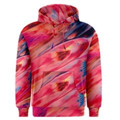 Abstract Acryl Art Men s Pullover Hoodie