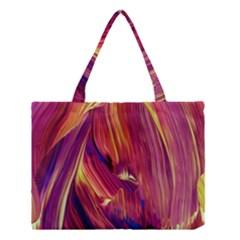 Abstract Acryl Art Medium Tote Bag