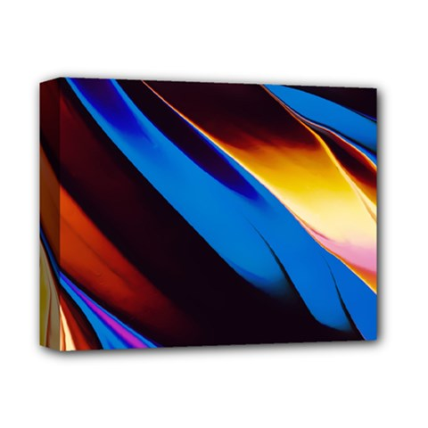 Abstract Acryl Art Deluxe Canvas 14  X 11