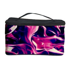 Abstract Acryl Art Cosmetic Storage Case