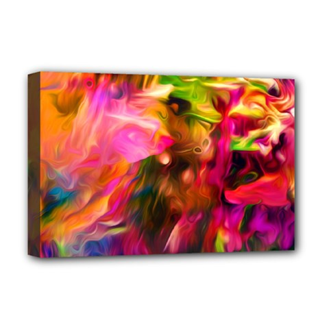 Abstract Acryl Art Deluxe Canvas 18  X 12