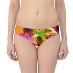 Abstract Acryl Art Hipster Bikini Bottoms