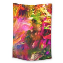 Abstract Acryl Art Large Tapestry