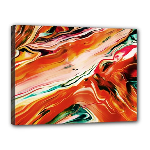 Abstract Acryl Art Canvas 16  X 12