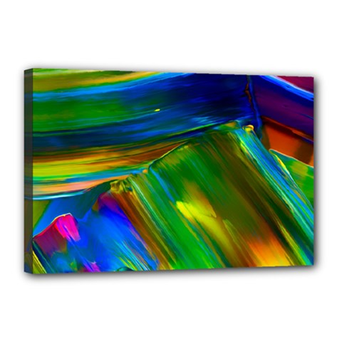 Abstract Acryl Art Canvas 18  X 12