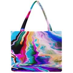 Abstract Acryl Art Mini Tote Bag