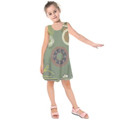 Artnouveau18 Kids  Sleeveless Dress
