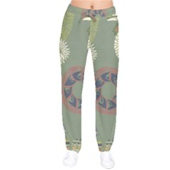 Artnouveau18 Drawstring Pants