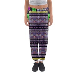 This Is A Cartoon Circle Mouse Women s Jogger Sweatpants