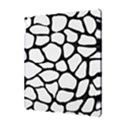 SKIN1 BLACK MARBLE & WHITE LINEN (R) Apple iPad Pro 10.5   Hardshell Case View3