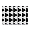 TRIANGLE2 BLACK MARBLE & WHITE LINEN Apple iPad Pro 10.5   Hardshell Case View1