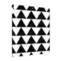 TRIANGLE2 BLACK MARBLE & WHITE LINEN Apple iPad Pro 10.5   Hardshell Case View2
