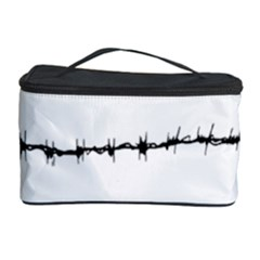 Barbed Wire Black Cosmetic Storage Case