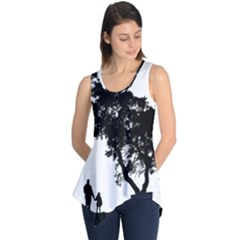 Black Father Daughter Natural Hill Sleeveless Tunic