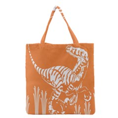 Animals Dinosaur Ancient Times Grocery Tote Bag
