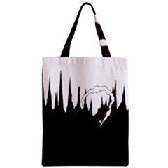 City History Speedrunning Zipper Classic Tote Bag