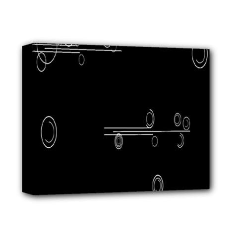Feedback Loops Motion Graphics Piece Deluxe Canvas 14  X 11