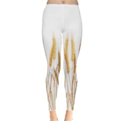 Wheat Plants Leggings