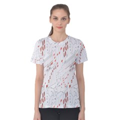 Musical Scales Note Women s Cotton Tee