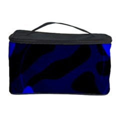 Spectrum Sputnik Space Blue Green Cosmetic Storage Case