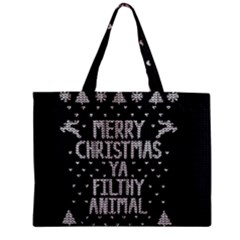 Ugly Christmas Sweater Mini Tote Bag