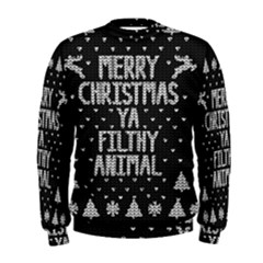 Ugly Christmas Sweater Men s Sweatshirt