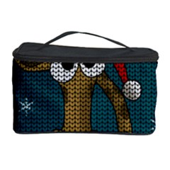Christmas Giraffe  Cosmetic Storage Case
