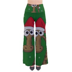 Christmas Giraffe  Pants