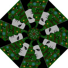Elvis Presley   Christmas Folding Umbrellas