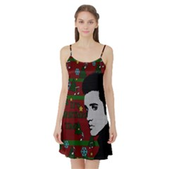 Elvis Presley   Christmas Satin Night Slip